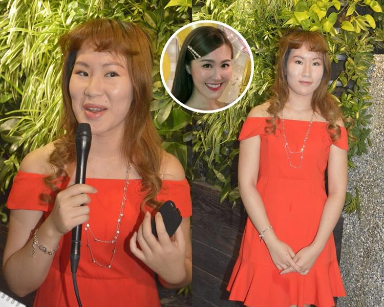 珊珊不喜被叫「池美麗」,要大家以劉佩玥來形容她。