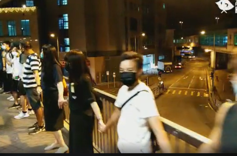 高登討論區 HKGolden FB影片截圖