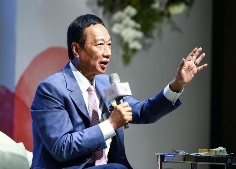 郭台銘宣佈退出大選後,蔡英文與韓國瑜成為了主要對決力量。 網圖