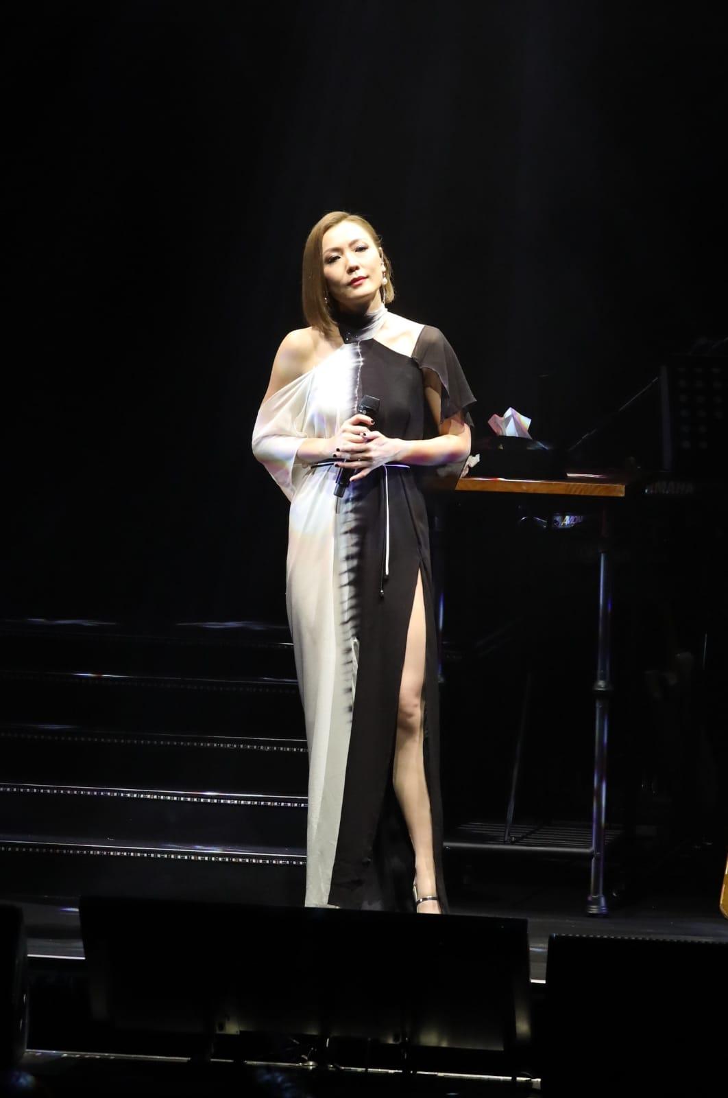 田蕊妮首場個人演唱會。