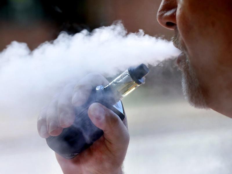 美國零售商沃爾瑪停售電子煙。AP