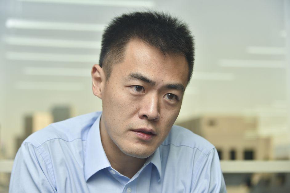 劉鳴煒表示,香港未來必定更受中國國情影響及牽動 。盧江球攝