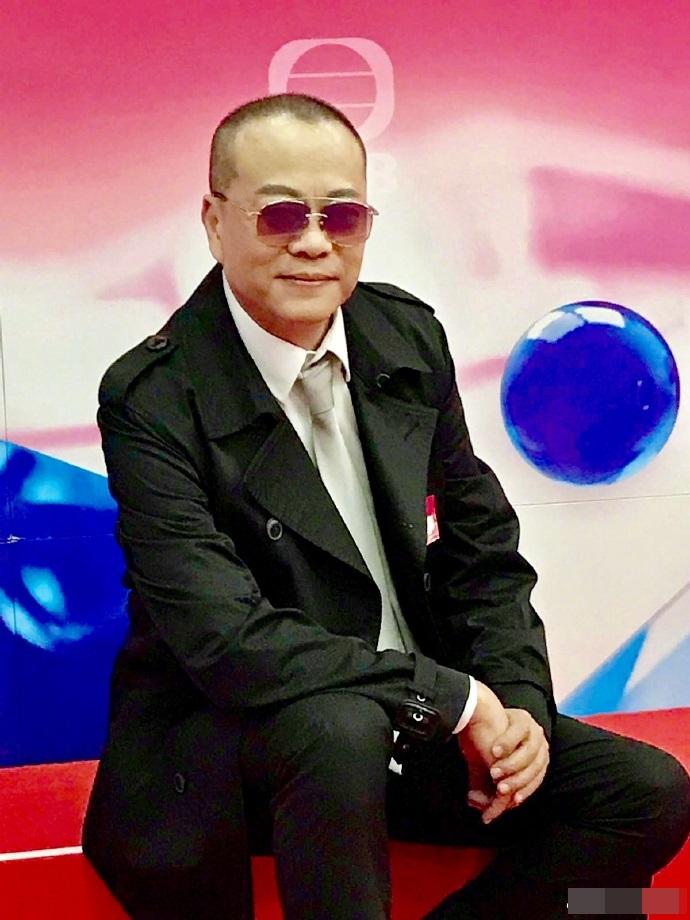 歐陽震華回歸TVB。網圖