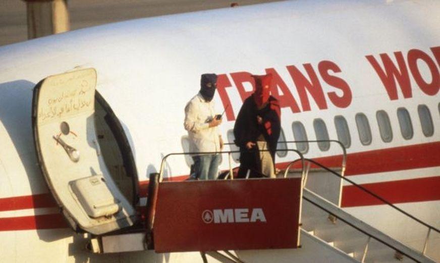 劫機案於1985年6月14日發生。
