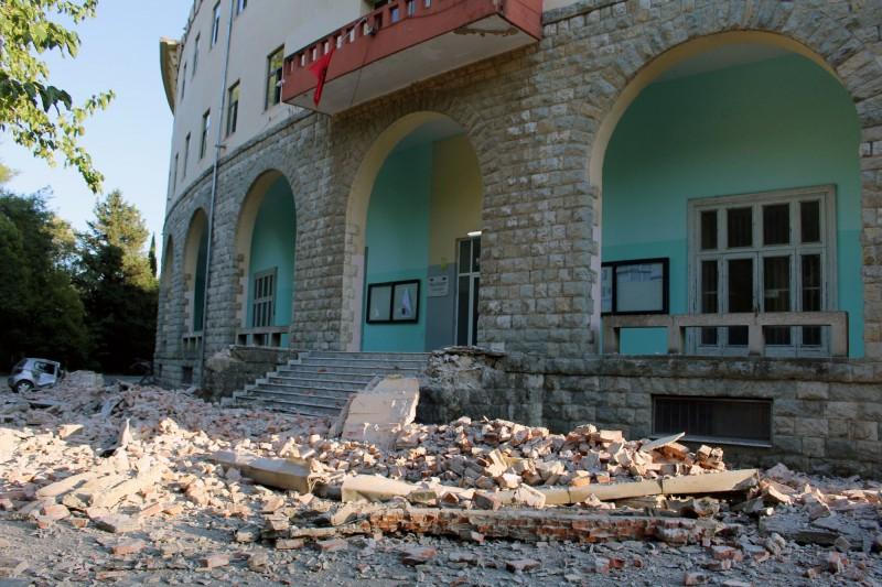 有建築物損毀。