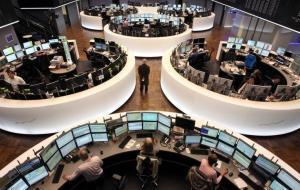歐洲主要股市開市個別發展