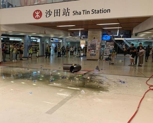 港鐵:各線列車服務恢復正常 各車站重開