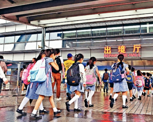小學跨境生退學潮 霎時縮班失預算