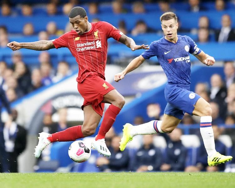 利物浦全取3分,6戰全勝以18分排榜首。AP