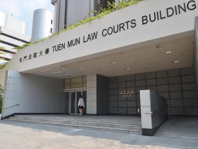 案件今在屯門裁判法院少年庭提堂。 資料圖片