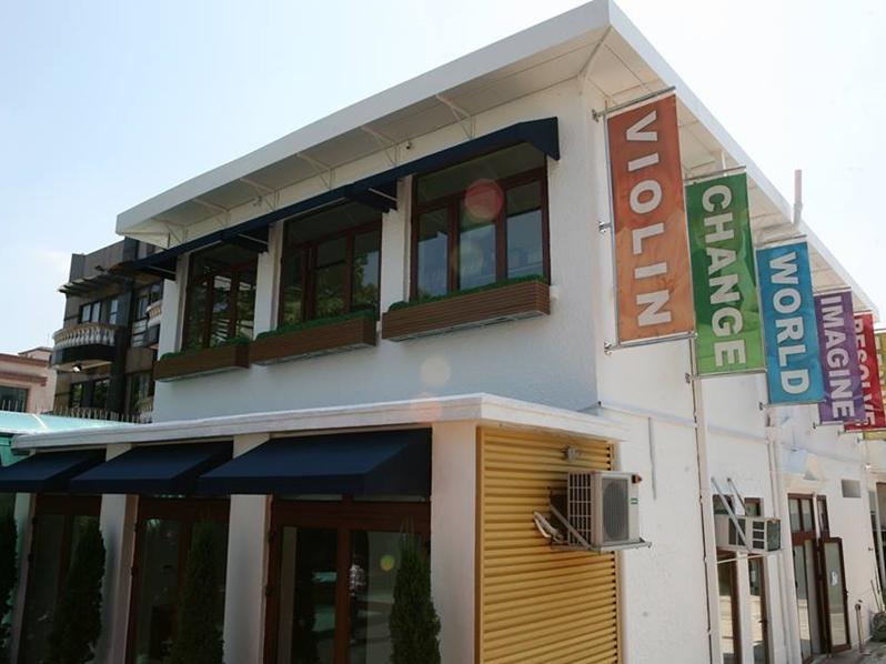九龍塘約克國際幼兒園。