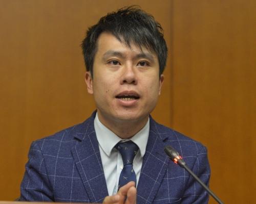 民主黨鄺俊宇天水圍遇襲送院 遭3人拳打腳踢