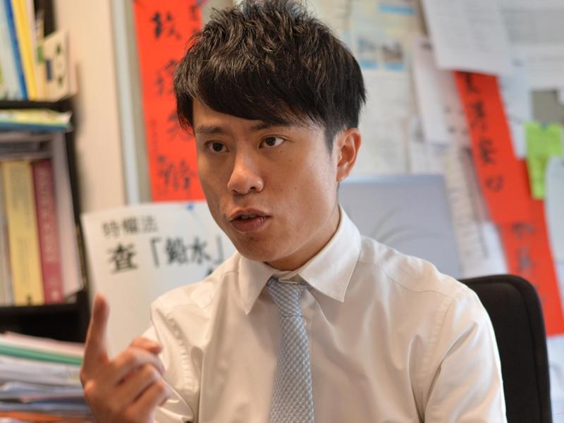 鄺俊宇目前仍要留院。資料圖片