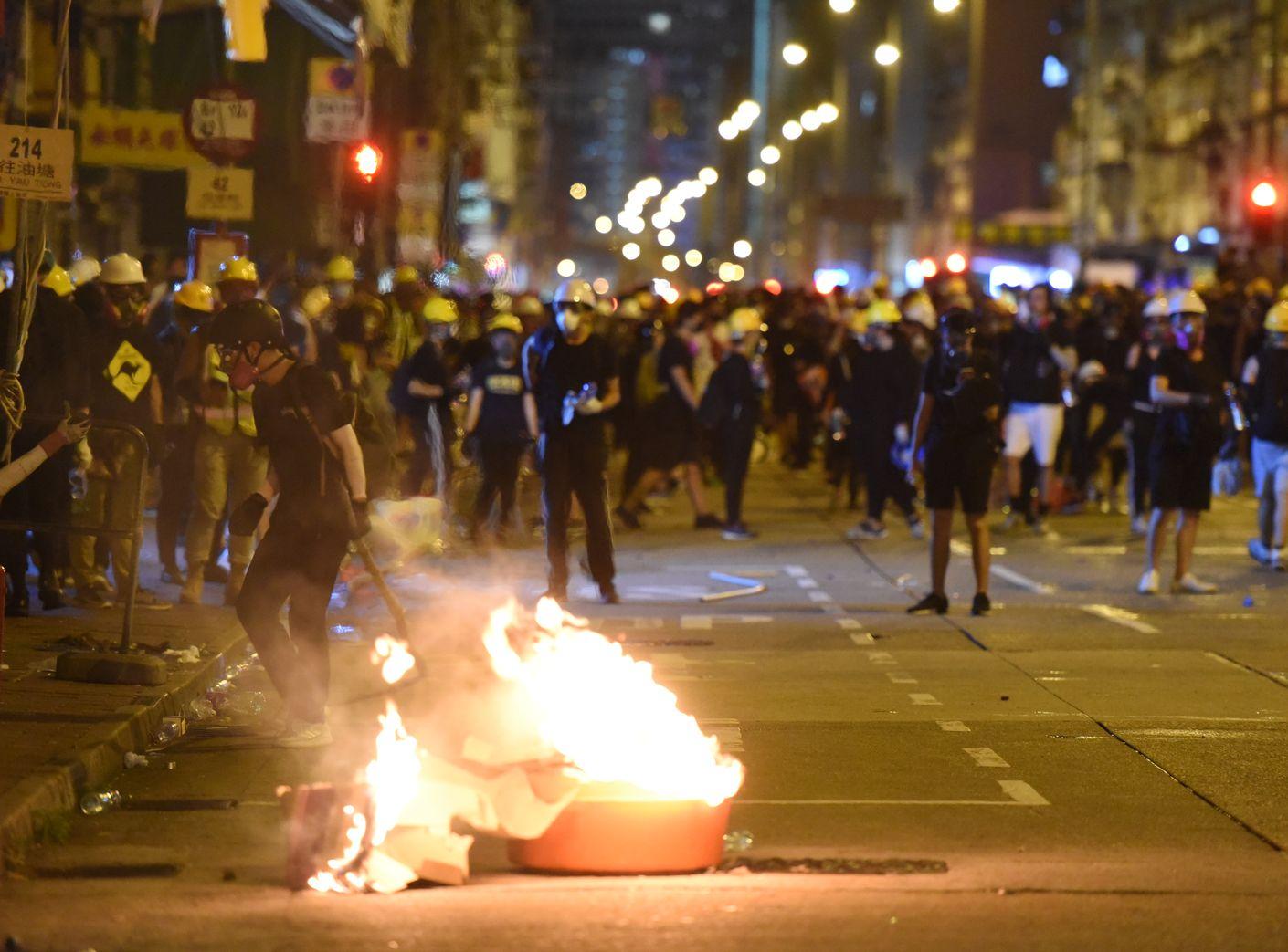 國台辦斥民進黨當局和「台獨」勢力插手香港事務。資料圖片