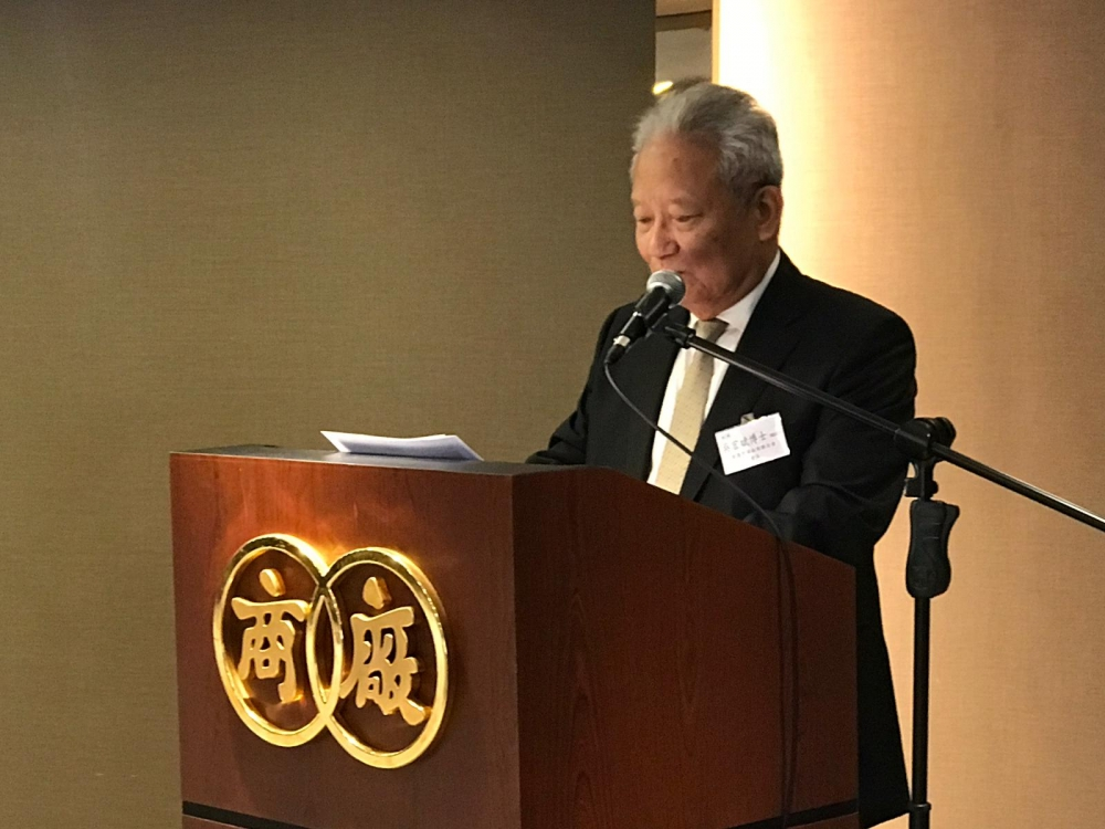 會長吳宏斌指,今年香港經濟增長顯著放緩,上半年實質GDP僅錄得0.5%微弱增長,為十年來最低。