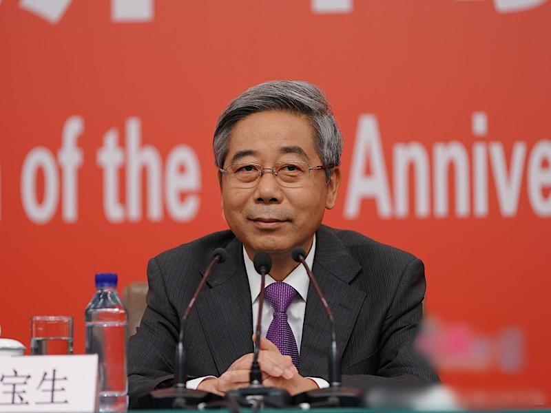 國家教育部部長陳寶生指,中國已建起當今世界規模最大的教育體系。 網圖