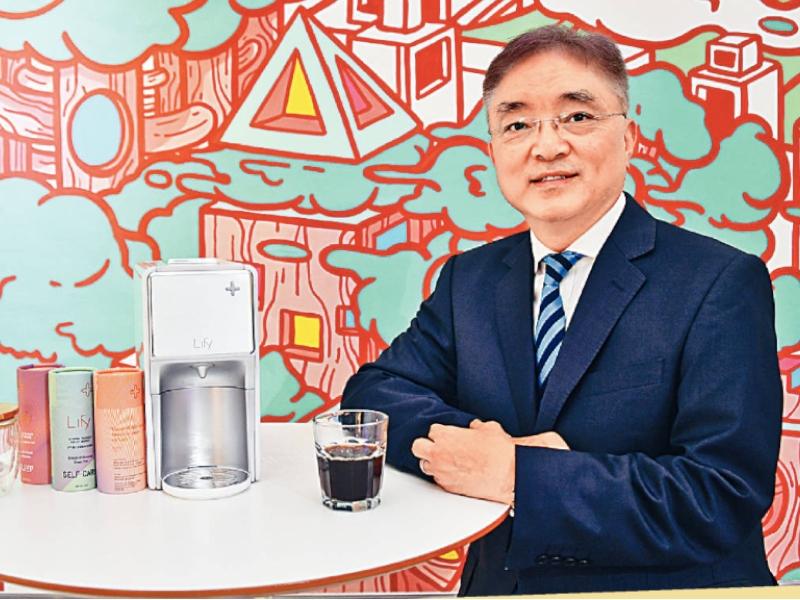 信和集團創新聯席董事楊孟璋期望,信和創意研究室可帶領行業推動開放式創新。