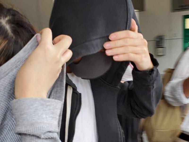 張浩輝被控串謀暴動罪。