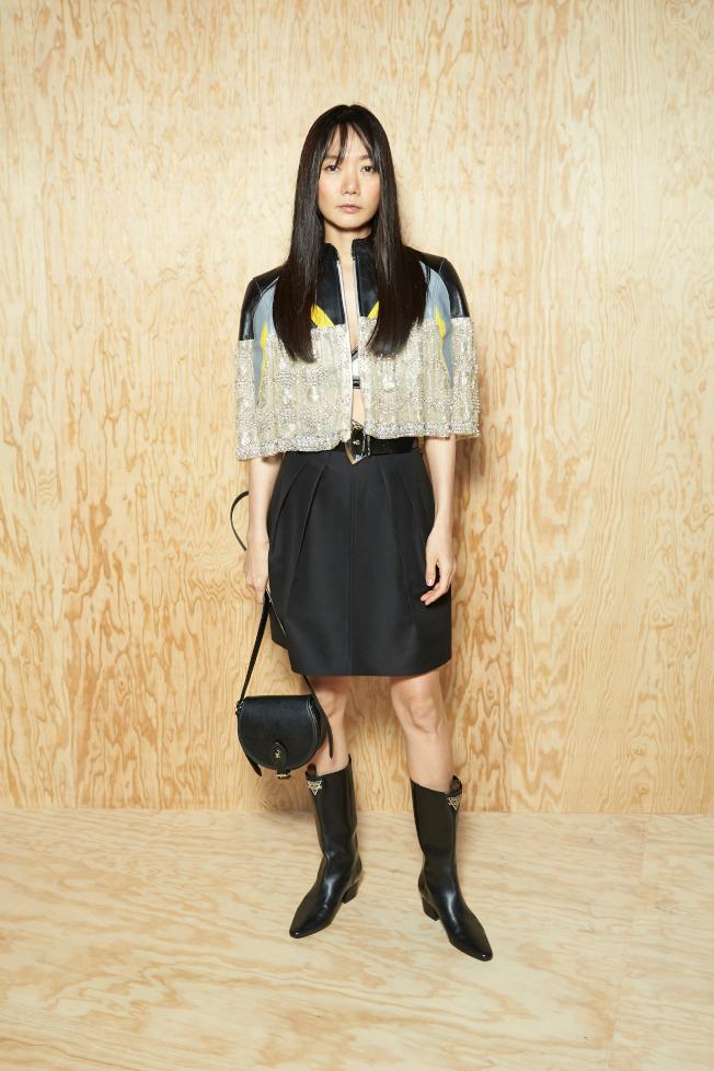 韓國女星裴斗娜(微博圖片)
