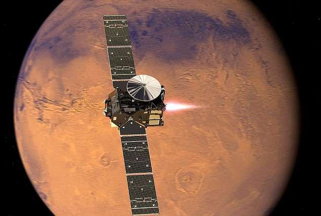 NASA科學家:兩年內在火星發現外星生命