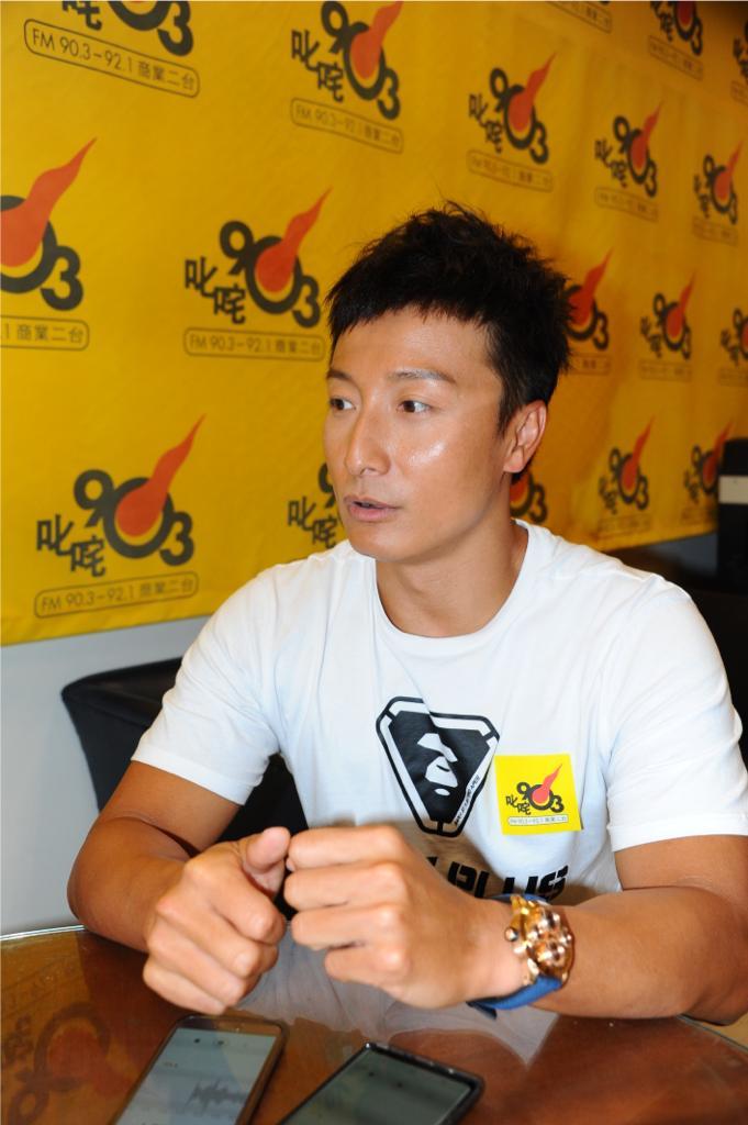 方力申將於下月初參加「香港環島泳45公里慈善挑戰」