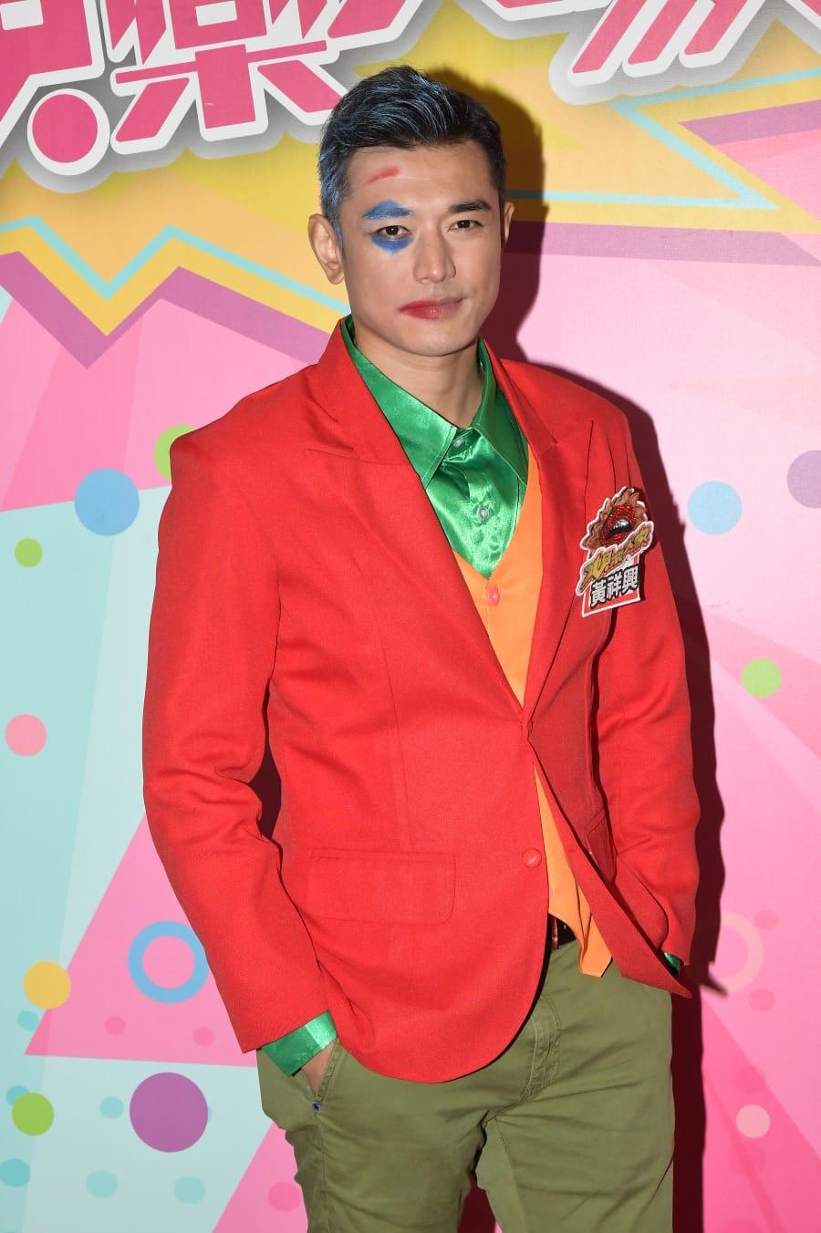 黃致豪到無綫節目《娛樂大家》擔任嘉賓。