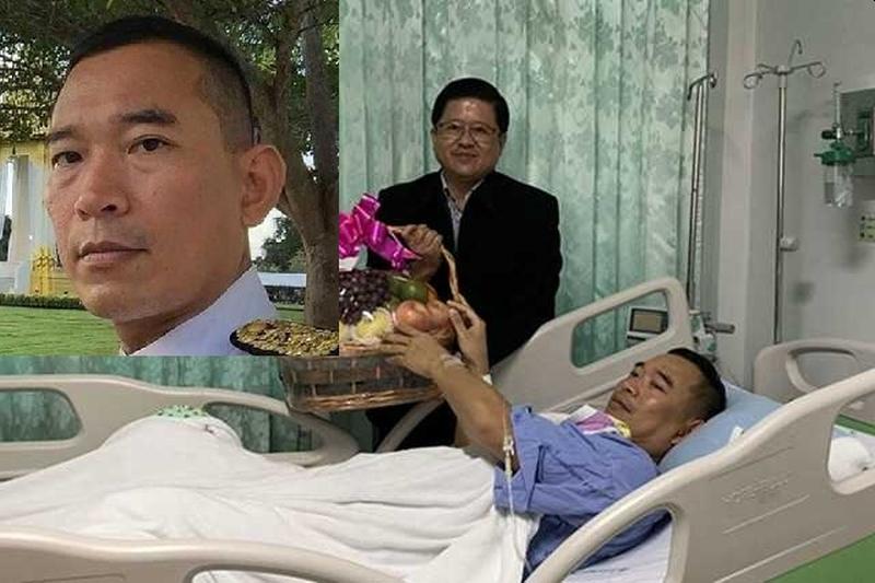 泰國法官當庭開槍自殺,疑因不滿上級施壓作不公平判案。(網圖)