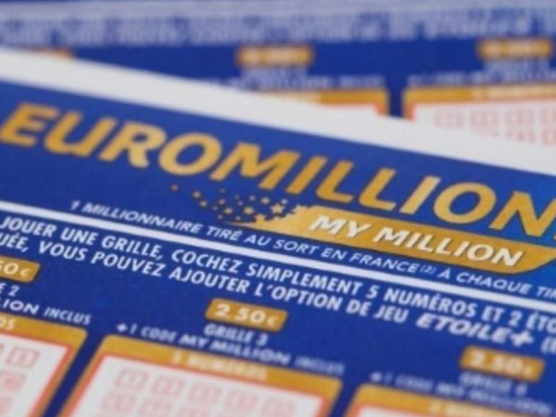 歐洲百萬彩周二開出1.9億歐羅的頭獎。 網圖