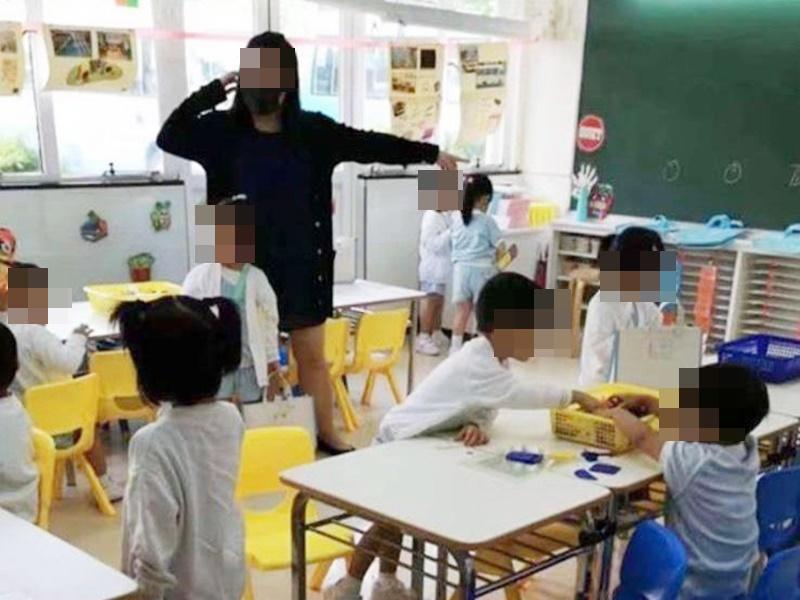 根德園幼稚園澄清無不當行為。