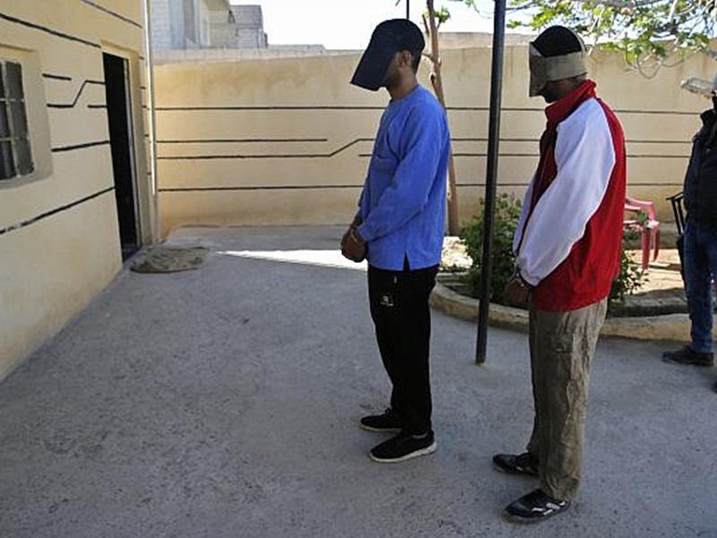 科泰和埃爾斯赫已被押離敍利亞,送往其他地點由美軍扣押。AP