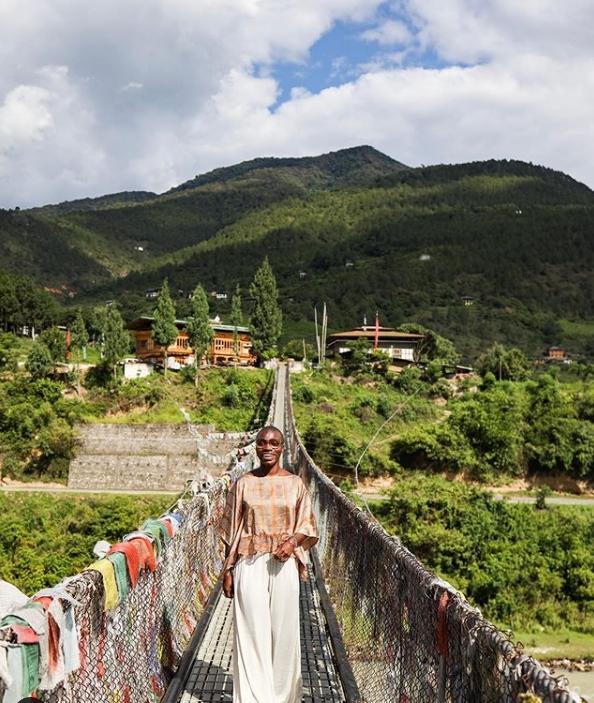 納邦戈到不丹。納邦戈IG