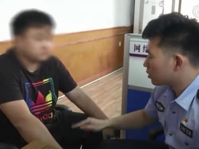 江蘇警方搗破涉近億造假工廠。影片截圖