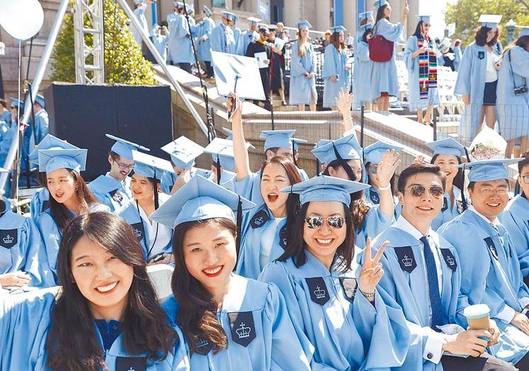 2019學年赴美的中國留學生人數大幅下降。