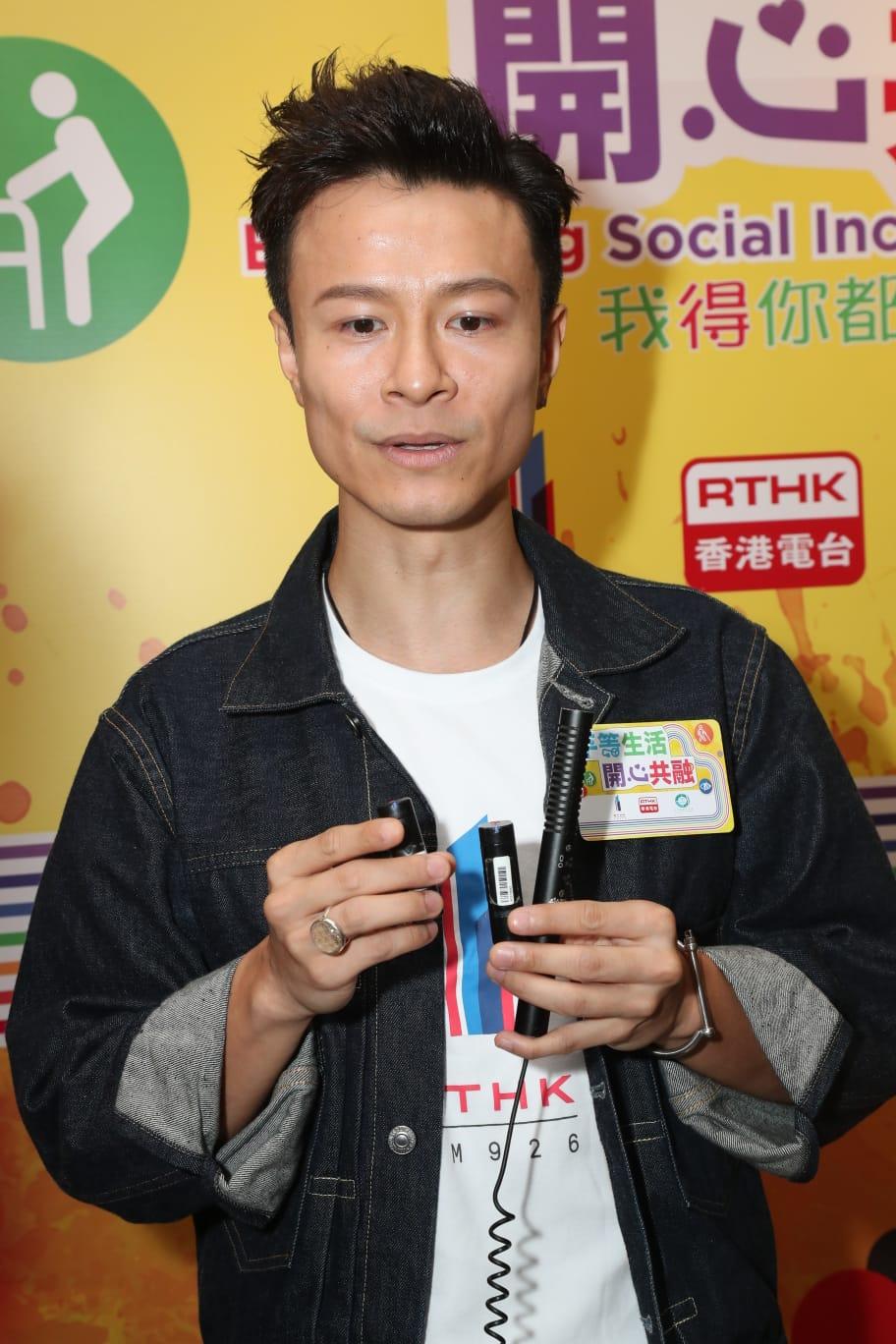 陳健安想在演唱會上盡量唱自己的作品,所以要努力儲歌。