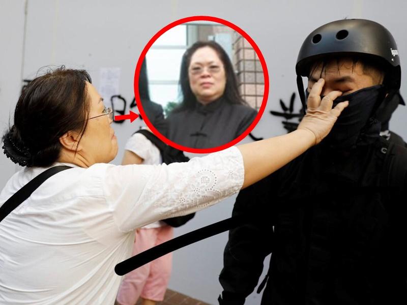 傳法庭檢控主任扯示威者面罩後遇襲。