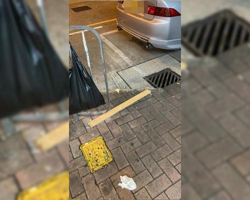 【修例風波】國難五金店主遇襲 稱被3蒙面男襲擊