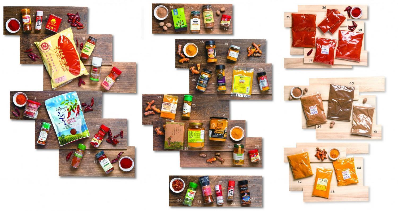 消費者委員會測試市面上44款乾香料樣本。
