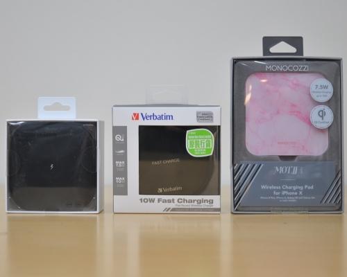 消委會:「Qi認證」無線充電器物有所值? $90 Miniso媲美$548貴價貨