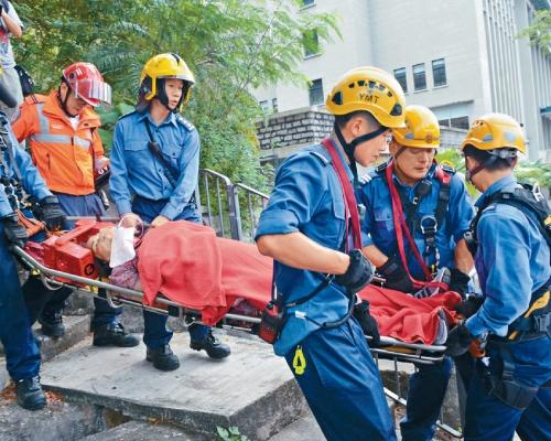 嘉頓山4行山婦被斬傷 兇徒深圳灣落網被控「企圖謀殺」