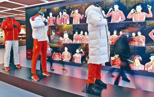 【2020】安踏上季品牌零售額錄10%至20%中段增長