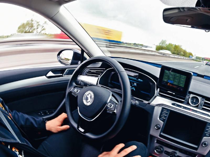 應用人工智能的自動駕駛系統,將成為智慧城市的發展焦點。
