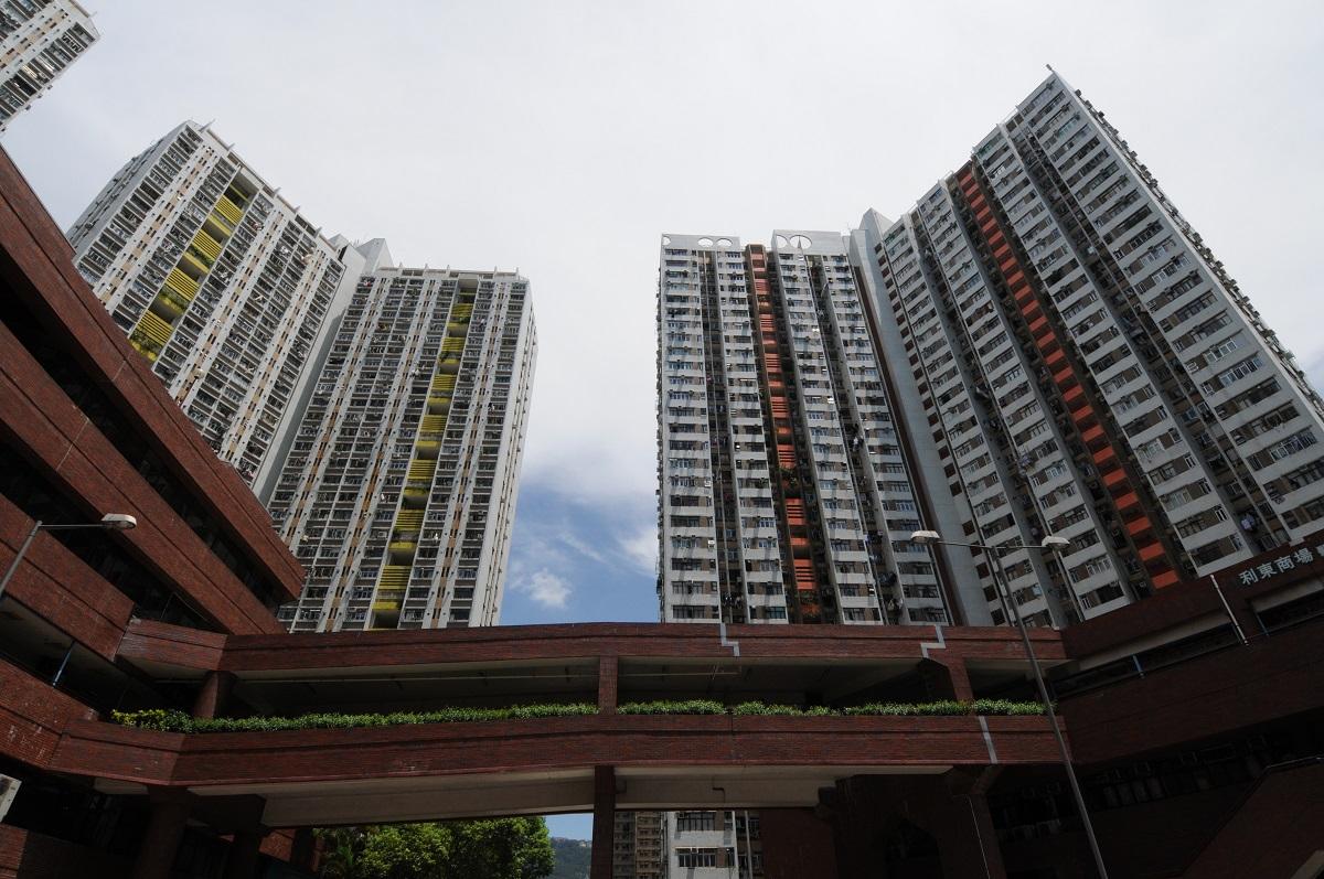 利東邨第二市場買賣呎價一再創新高。