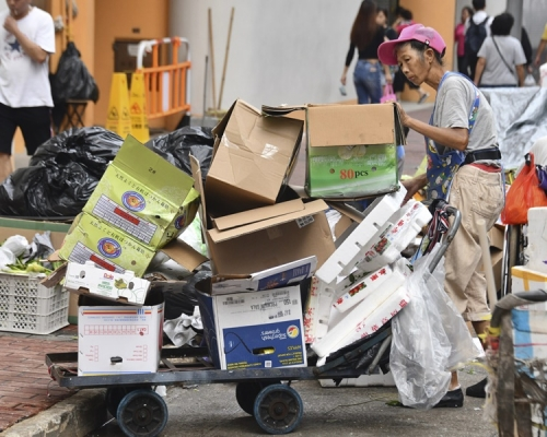 【施政報告】「N無津貼」下年度發兩次 增加綜援租金津貼最高金額