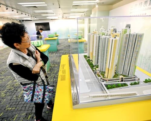 【施政報告】居屋綠置居單位明年料達1.2萬個 另增「白居二」配額