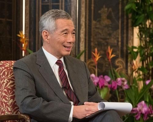 【修例風波】指五大訴求欲推翻政府 李顯龍:慎防新加坡變香港