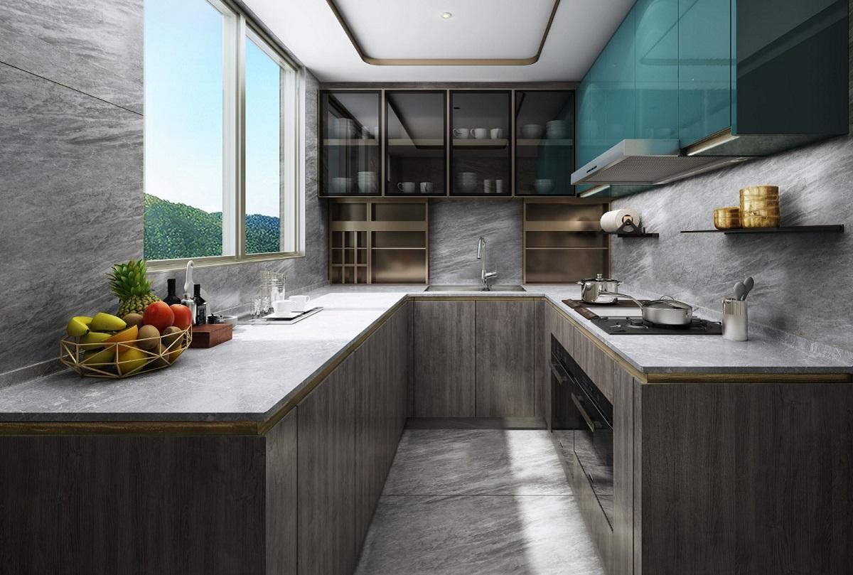 意大利進口Binova廚櫃。