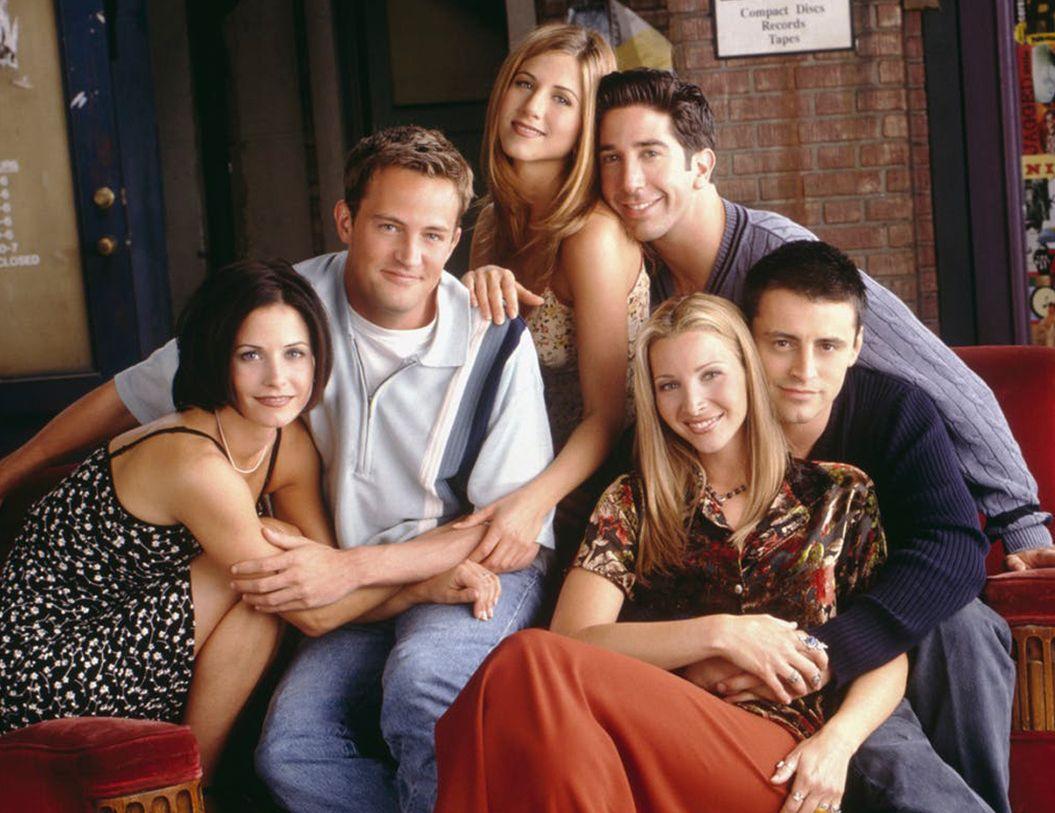 《老友記》(Friends)踏入25周年。