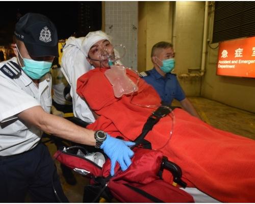 【岑子杰遇襲】斥襲擊行為野蠻凶殘 回教總會:穆斯林與香港人同一陣線