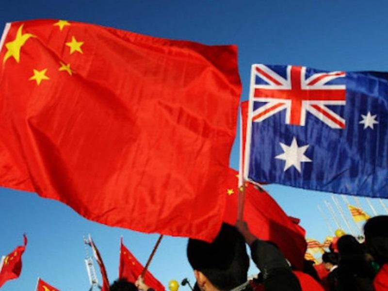 被指干預澳洲事務,外交部否認:是毫無根據。網圖