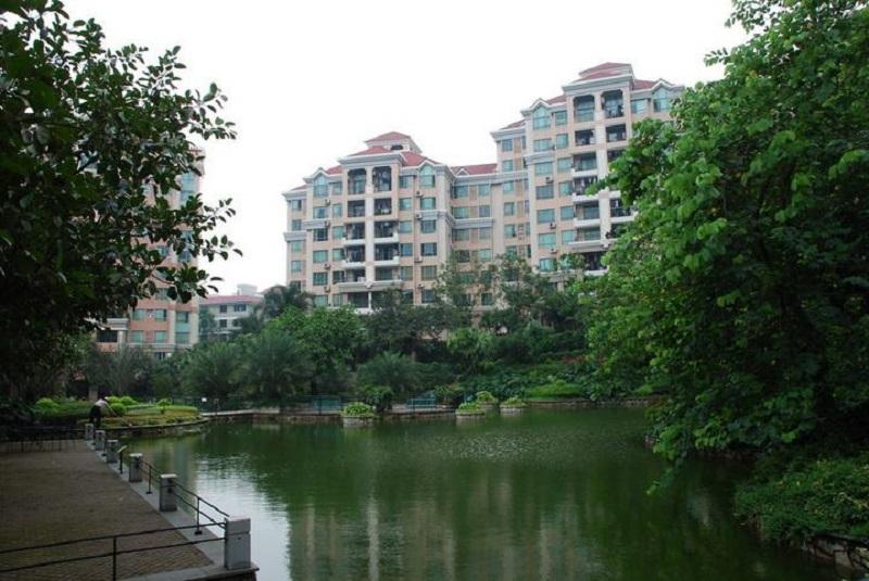 圖為雅居樂在廣州的住宅。網上圖片